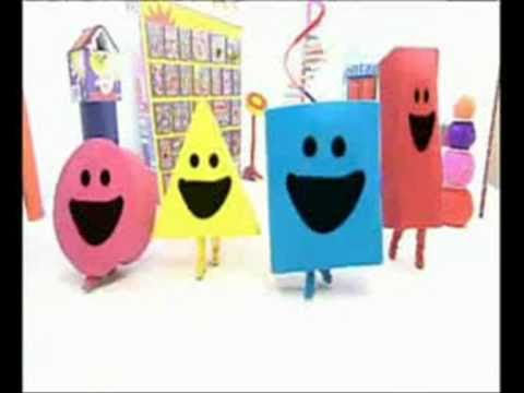 Mister Maker I am a Shape Simon Philips Remix from CBeebies