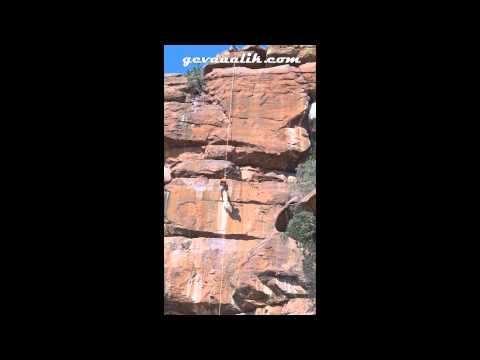 Cullinan Backpackers& Adventure Zone - 50m Abseil
