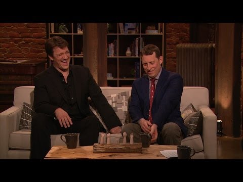Nathan Fillion and Scott Gimple on Survival: Talking Dead