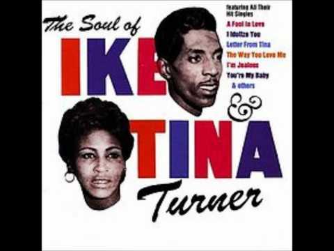 Ike & Tina Turner - Chances are (1960)