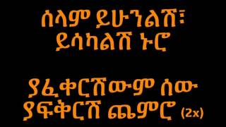 Abdu Kiar - Zemen ዘመን (Amharic With Lyrics)