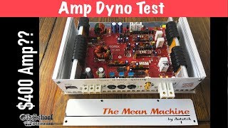 $400 Amp in 1995? Autotek Model 66 Review and Amp Dyno Test