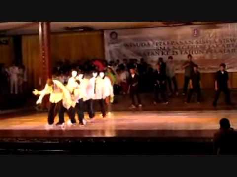 Jabbawockeez Robot Remain Dance [cover] video