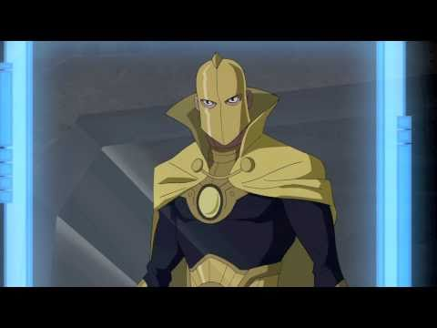 Young Justice-Denial Clip