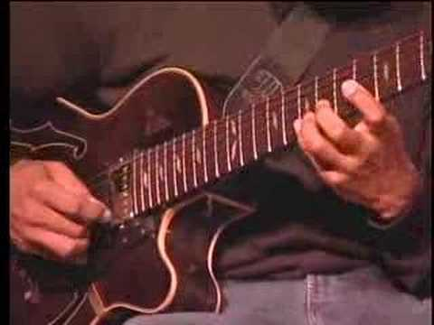Kevin Eubanks Guitar clip