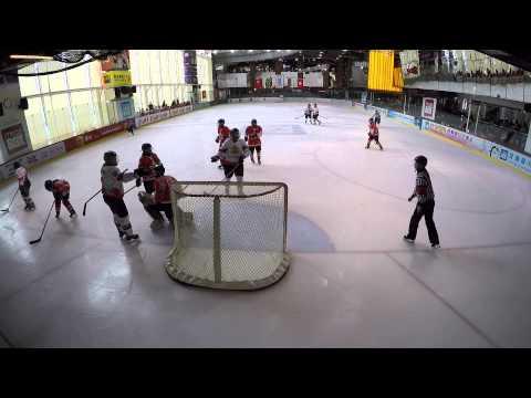 2015 IIHF Ice Hockey Women's World Championship Div 2B Qual. Hong Kong vs Bulgaria 2nd Period