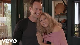 Barbra Streisand with Patrick Wilson - Loving You