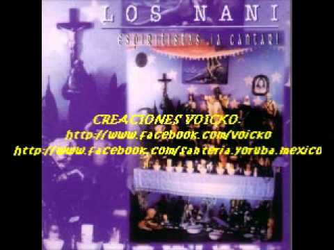 Congo de guinea soy- Los nanis (Canciones Espiritistas).