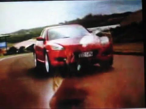 Mazda RX-8 Sports Car Promotional Video