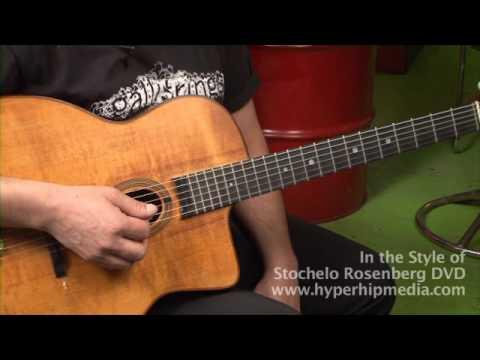 Stochelo Rosenberg Phrase 7