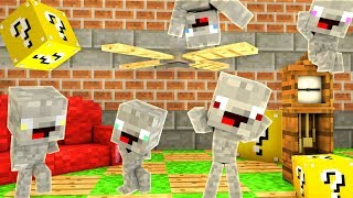 BABY ALPHASTEIN FAMILIE LUCKY BLOCK BATTLE