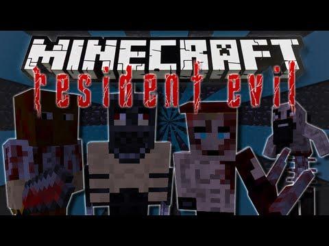 Minecraft   RESIDENT EVIL!   Mod Showcase [1.4.7]