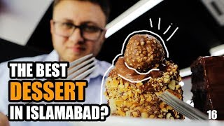 ISLAMABAD'S NEW HIDDEN DESSERT PLACE? | LAST CHEAT MEAL BEFORE RAMZAN | FOOD VLOG