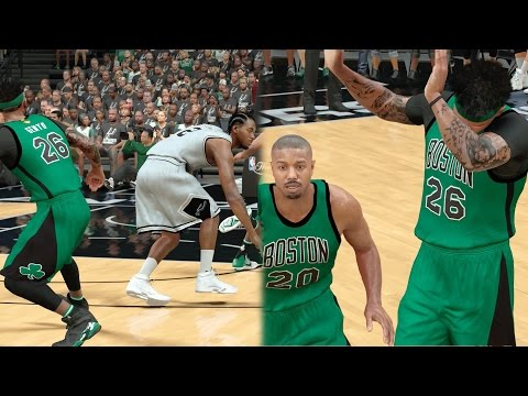 NBA 2k17 MyCAREER Playoffs - Must Win Championship Game! Chef Gento Limitless Range!! NFG3 EP. 108
