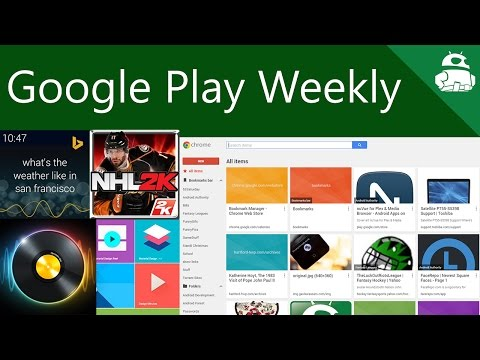 Microsoft releases apps, even more Material Design, new video games! – Google Play Weekly