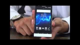 Review Sony Xperia P