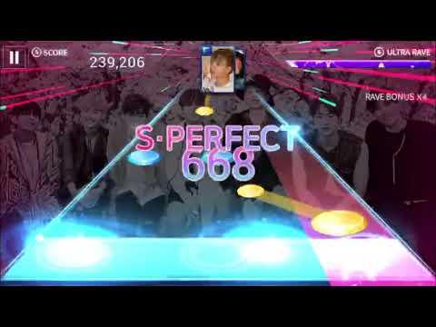 SUPERSTAR BTS (Hard) 방탄소년단 - Converse High