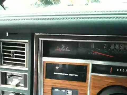 Cadillac Seville 5.7 diesel