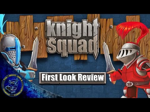 Knight Squad: First Look Review & Impressions