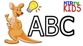 Animal ABC Song For Baby  HTD TV KIDS