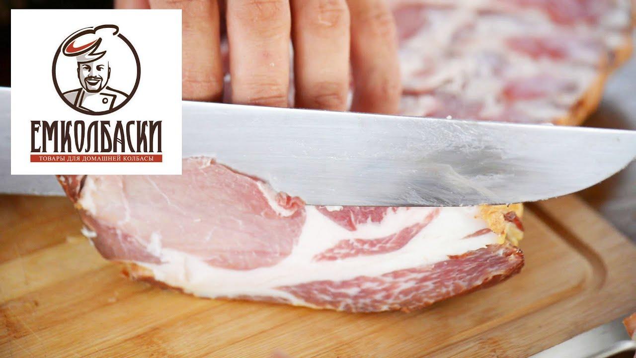 Сыровяленая колбаса в домашних условиях Кулинарные 50