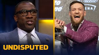 McGregor may return to the UFC but Dana White will have the final say — Shannon Sharpe | UNDISPUTED