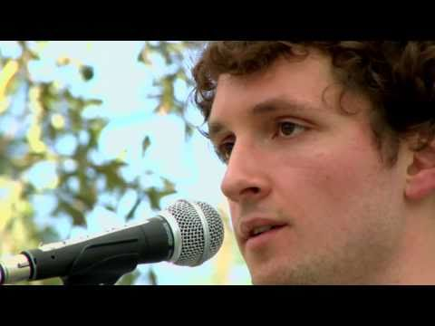 Sam Amidon live at Other Music & Dig For Fire's Lawn Party at SXSW