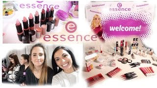 ESSENCE NEUES SORTIMENT 2016 FIRST IMPRESSIONS - BLOGGER EVENT I ROSELLA MIA