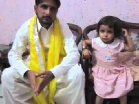 Ro Ro Raza Payal De Shrangawa - Gul Panra And Humayun Khan 2013 video