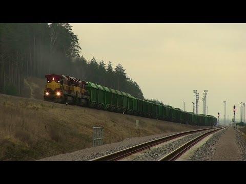 Mощность Дженерал Электрикa: тепловозы Ц36-7 / GE power: C36-7i locos