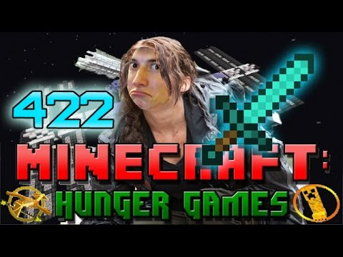 Minecraft: Hunger Games w Mitch Game 422 Diamond Sword vs Diamond Sword