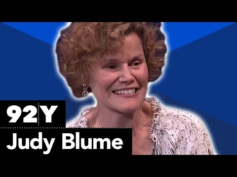 Judy Blume with Samantha Bee