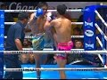 Muay Thai Fight - Santafa vs Chamuaktong- New Lumpini Stadium, Bangkok, 13th October 2015