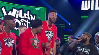 NBA Star javale McGee vs Chico Bean MTV Wild N Out