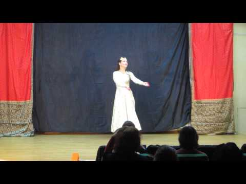 2014 02 16 - Maria Oraevskaya  Museum Of Oriental Art - 1 - Angikam, Shiv Shloka video
