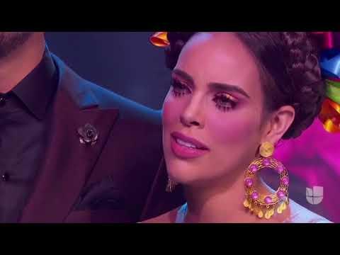 Sara Corrales En Mira Quién Baila 2018 HD🔴