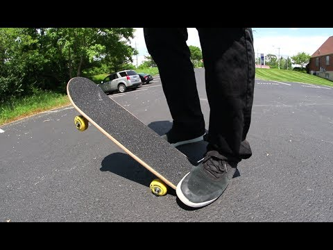 720 Flip On A Toys R Us Board!