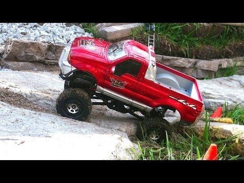RC Extreme 4x4 Competition Truck - Axial Wraith - Full On ...