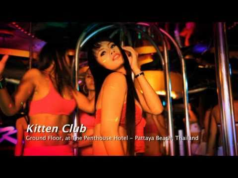 Coyote Fever at Kitten Club Girly Pattaya Night Club Bar AGoGo