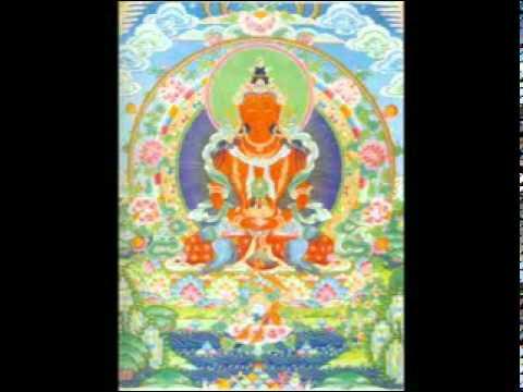 Thần Chú Phật A Di Đà - Om Ami Dewa Hri (Tiếng Tây Tạng, Rất Hay)