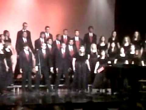 "Centennial High School Schola Cantorum ""Time Warp"""