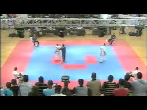 1st Kuwait International Kyokushin Karate Tournament part 5 Image 1