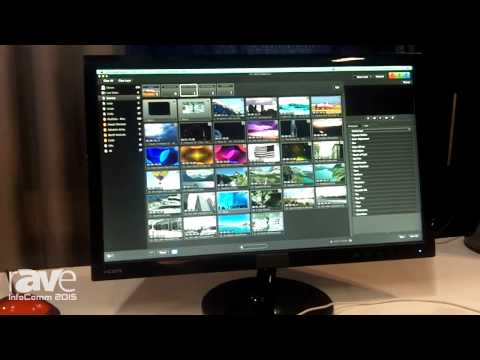InfoComm 2015: RenewedVision Shows Pro Video Player 2