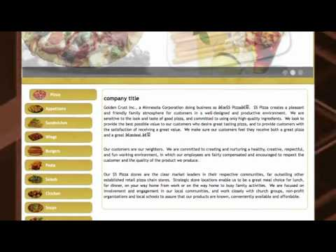 Online Food ordering system - PizzaSys Promotional.mp4