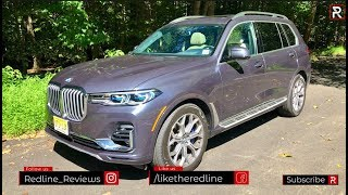 Is the 2020 BMW X7 the MOST Opulent SUV Money Can Buy?