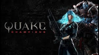 Quake Champions ➤ (ОБЗОР) ВРЕМЯ КРОВАВОЙ БИТВЫ