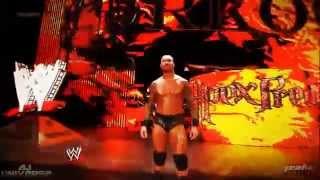 Randy Orton Theme Song Voices + Custom Entrance Video Titantron 2013