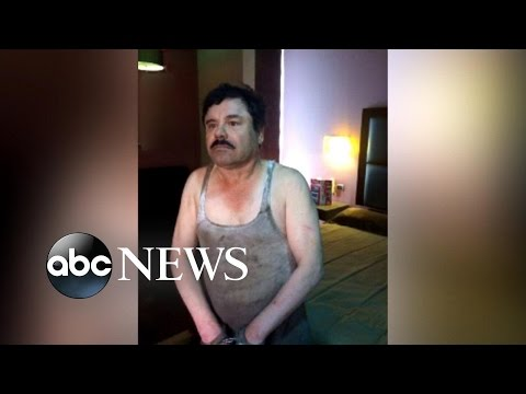El Chapo Captured AGAIN In Mexico | FULL STORY