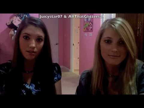 Sister Vlog! AllThatGlitters21 and Juicystar07