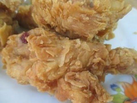 Resep Cara Membuat Ayam Kentucky Renyah